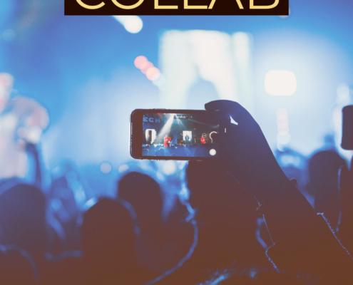 Collab Music Video Editor
