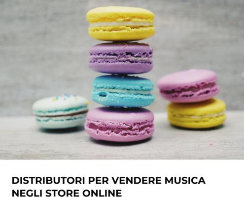 servizi di distribuzione digitale per vendere la tua musica online