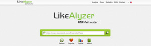LikeAlyzer - Analizza la tua Pagina Facebook