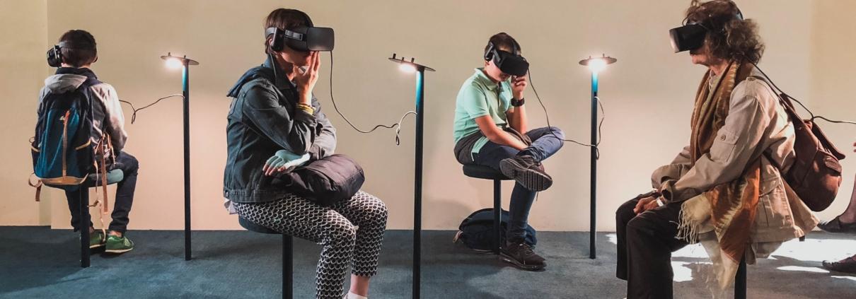 Promuovere Musica con la Realtà Virtuale