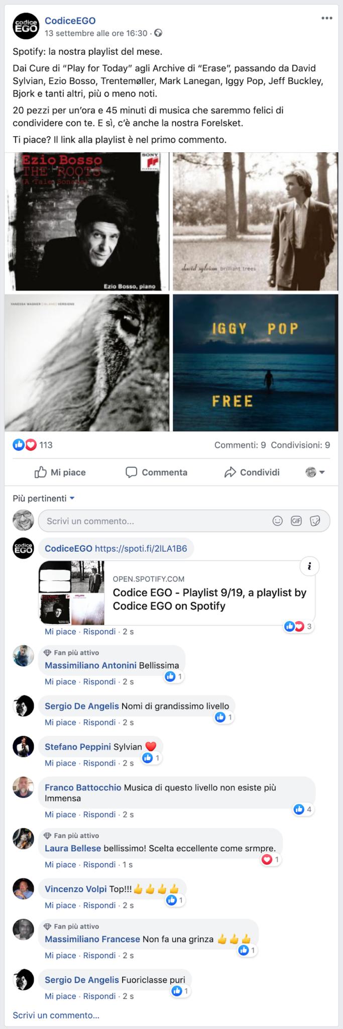 Come Promuovere Musica su Spotify - CodiceEgo